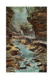 Pool of the Nymphs, Watkins Glen Posters