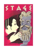 Stage Magazine Cover Posters