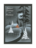 Season's Greetings from Montana Prints