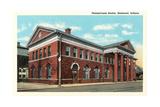 Pennsylvania Station, Richmond Posters