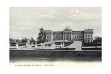 Botanical Gardens and Museum, Bronx Park Print