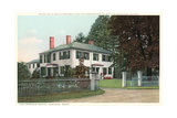 Home of Ralph Waldo Emerson, Concord Posters