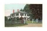 Home of Ralph Waldo Emerson, Concord Posters