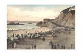 Cliff House and Seal Rocks Poster