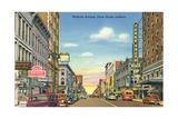 Wabash Avenue, Terre Haute Posters