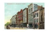 Washington Street, Binghamton Posters