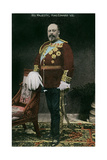 King Edward VII of England Affiches