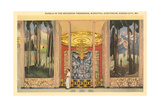 Murals, Municipal Auditorium, Kansas City Prints