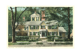 Nathaniel Hawthorne Home, Concord Posters
