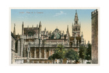 Seville Cathedral, Spain Prints