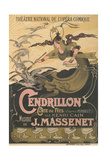 Cendrillon, Comic Opera Prints