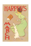 Harper's, March Poster
