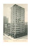 Reliance Building, Chicago Prints