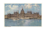 Hungarian Parliament, Budapest Prints