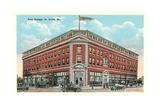 Poro College, St. Louis Print