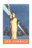 Statue of Liberty Prints