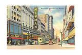 Main Street, Kansas City Prints