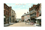 The Bull Ring, Ludlow, Shropshire Prints