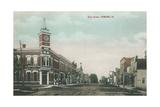 Main Street, Sumner, Iowa Posters