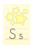 S Is for Stars Posters