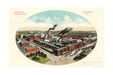 Studebaker Works, South Bend Prints