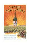 Vinos Tirasso Label Posters