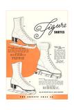 Figure Skates Plakater