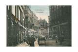 Vintage Copenhagen Street Scene Prints