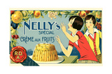 Nelly's Special Creme Aux Fruits Posters