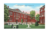 Valparaiso University Campus Prints