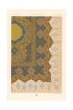 Indo-Persian Rug Pattern Posters
