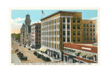 Downtown Sioux City, Iowa Posters