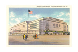 Municipal Auditorium, Kansas City Posters
