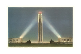 Liberty Memorial, Kansas City Print