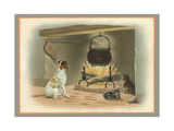 Jack Russell Terrier and Cats Prints