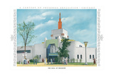Hall of Religion, Chicago World Fair Prints
