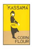 Kassama Corn Flour Print