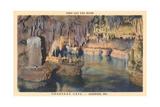 Lily Pad Room, Onandaga Cave, Leasburg Prints