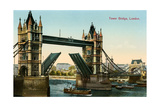 Tower Bridge, London Art