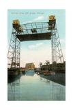 Halsted Street Lift Bridge Prints