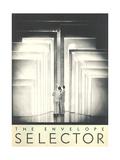 The Envelope Selector Prints