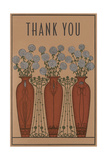 Arts and Crafts Vases Posters