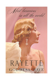 Rayette Goddess Wave Hairdo Posters
