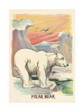 Polar Bear Prints