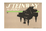Steeinway Piano Prints