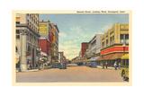 Downtown Davenport Prints