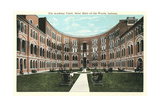 St, Mary of the Woods College, Terre Haute Posters