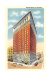 Statler Hotel, St. Louis Posters