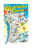 Greetings from Westchester County Prints