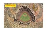 Dodger Stadium, Chavez Ravine Posters